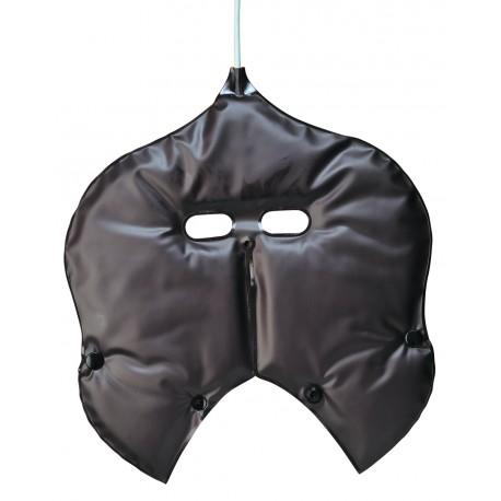 masque chauffant 2 zones à infrarouges longs