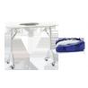 TABLE MANUCURE PLIANTE avec aspirateur